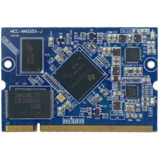 MCC-AM3352-J CM (industrial) / AM335X Series CPU Module