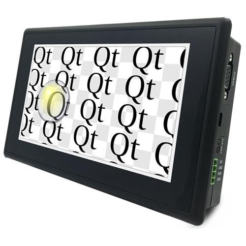 line-com com - MY-EVC5100S-HMI Display Panel / AM335x, 7
