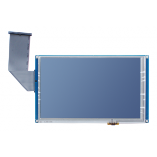 MY-LCD70TP LCD Module with resistive touch screen