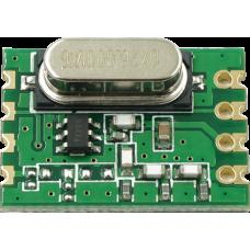 RFM119-868S1 FSK/OOK RF transmitter module