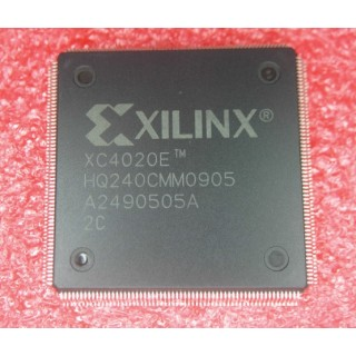 XC4020E-2HQ240C (XILINX COO KOREA DC0905)