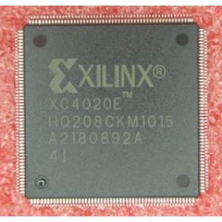XC4020E-4HQ208I